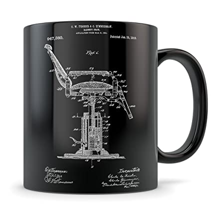 Amazon Com Barber Gifts For Women And Men Barber Mug For Home Or