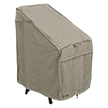 Classic Accessories MONTLAKE FADESAFE Stackable Patio Chairs Cover
