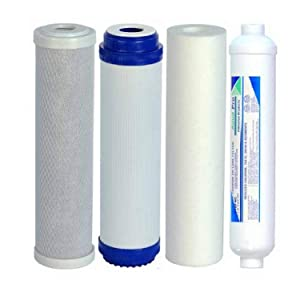 5 Stage Reverse Osmosis Filter Replacement Set (RFK-DRO5, Formerly ROFK5)