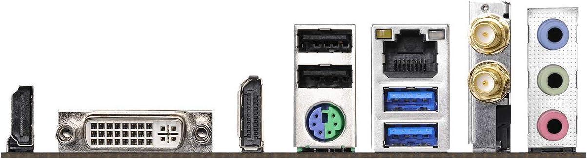 ASROCK H310CM-ITX//AC S1151 M-ITX HDMI//DP//DVI