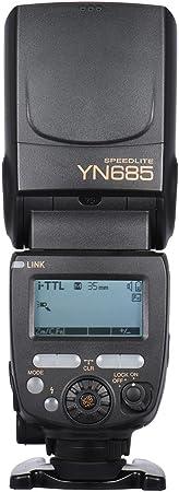 Yongnuo Yn685 I Ttl Hss 1 8000s Gn60 2 4g Wireless Kamera