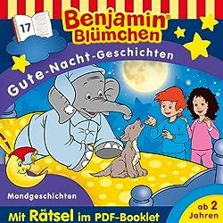 Mondgeschichten (Benjamin Blümchen Gute-Nacht-Geschichten 17)