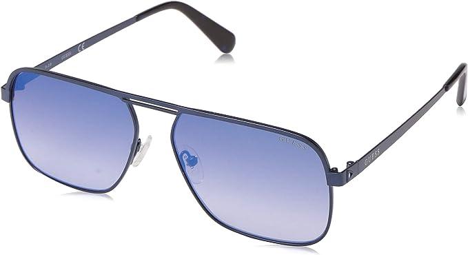 Sunglasses Guess GU 6939 08B shiny gumetal//gradient smoke