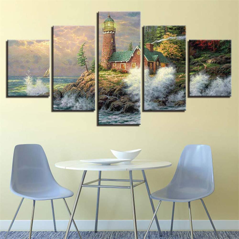 Comecong Pintura Decorativa, Sencilla Pintura de Pared ...