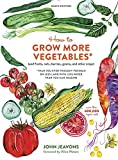 The world's leading resource on biointensive, sustainable, high-yield organic gardening is thoroughly updated throughout, with new sections on using 12 percent less water and increasing compost power.  Long before it was a trend, How to Grow More Veg...