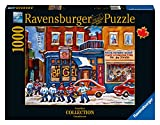 Ravensburger St. Viateur Bagel and Hockey Canadian Collection Canadienne Puzzle (1000-Piece)