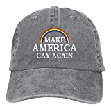 Have You Shop Make America Gay Again Adult Jeanet Hat for Men Girl Unisex,Males Females Cap
