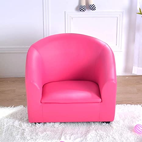 Magnificent Leather Mini Armchair Kids Furniture Soft Comfortable Bralicious Painted Fabric Chair Ideas Braliciousco