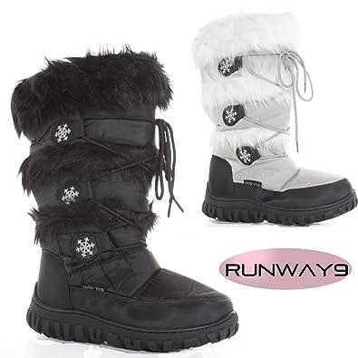 Winterstiefel Stiefel Schnee Boots Schneestiefel Damen
