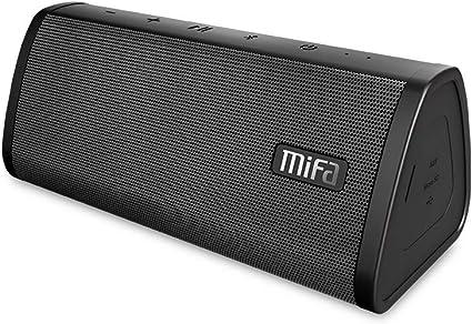 Bluetooth Speaker MIFA F10 Portable Speaker with Enhanced 3D Stereo Bass...