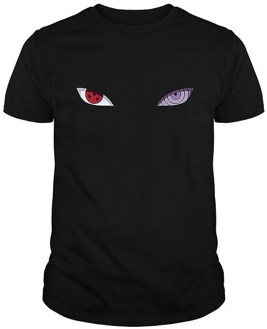 The Fan Tee Camiseta de Hombre Naruto Manga Anime Dibujos Animados LXGfDJJWVW