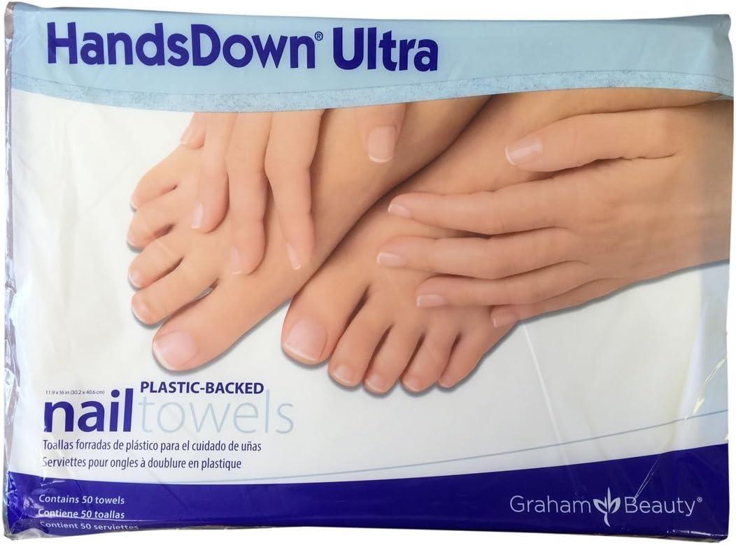 Graham Professional HandsDown Ultra Nail Care Towel