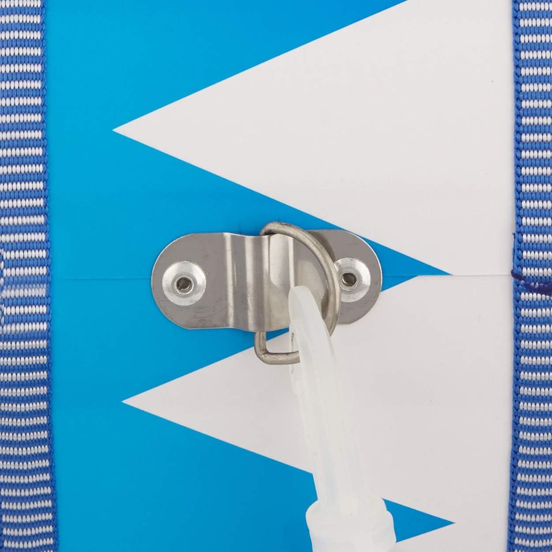Blue//White Goki 61898 Drum