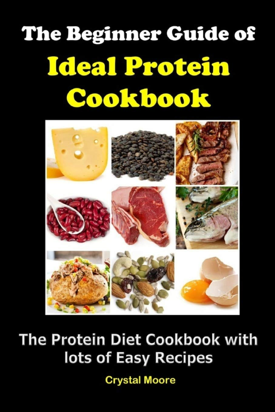 Amazon Com Ideal Protein Cookbook The Protein Diet Plan With Lots