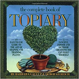 Book The Complete Book of Topiary