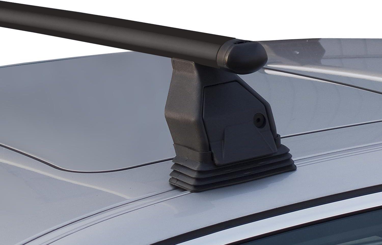 SUV//Kombi 5 T/ürer Dachtr/äger Menabo Tema Subaru XV ab 2012