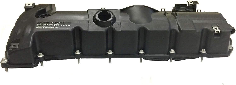 JDMSPEED New Engine Valve Cover 11127552281 for BMW E70 E82 E90 E91 Z4 X3 X5 128i 328i 528i