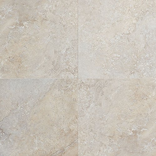 (Mannington Hardware AT243 Adura Luxury Athena Maiden's Veil Vinyl Tile Flooring,)