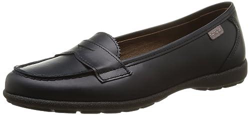 PABLOSKY 810120, Mocasines Niñas, Azul, 41 EU: Amazon.es: Zapatos y complementos