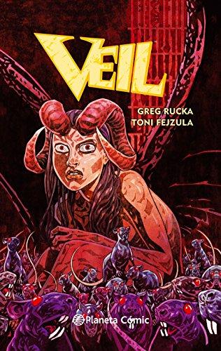 Descargar Libro Veil Greg Rucka