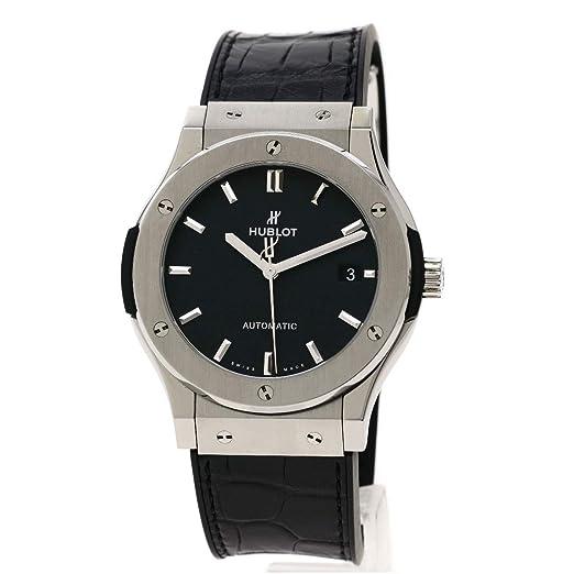 wholesale dealer 1dc58 f56d6 Amazon | [ウブロ]クラシックフュージョン チタニウム 腕時計 ...
