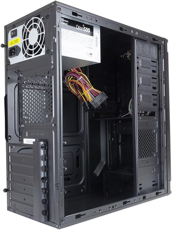 B-Move Orion - BMORION - Caja PC, ATX, 500 W, Color Negro: Amazon.es: Informática