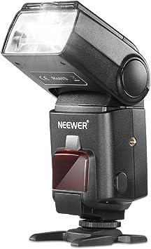 Anwenk Camera Flash Speedlite Mount Swivel Light Stand Bracket with Umbrella Reflector Holder for Camera DSLR Nikon Canon Pentax Olympus and Other DSLR Flashes Studio Light LED Light