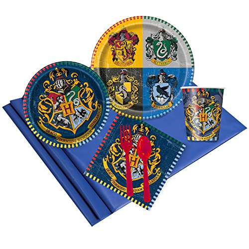 Harry Potter 24 Guest Party Pack