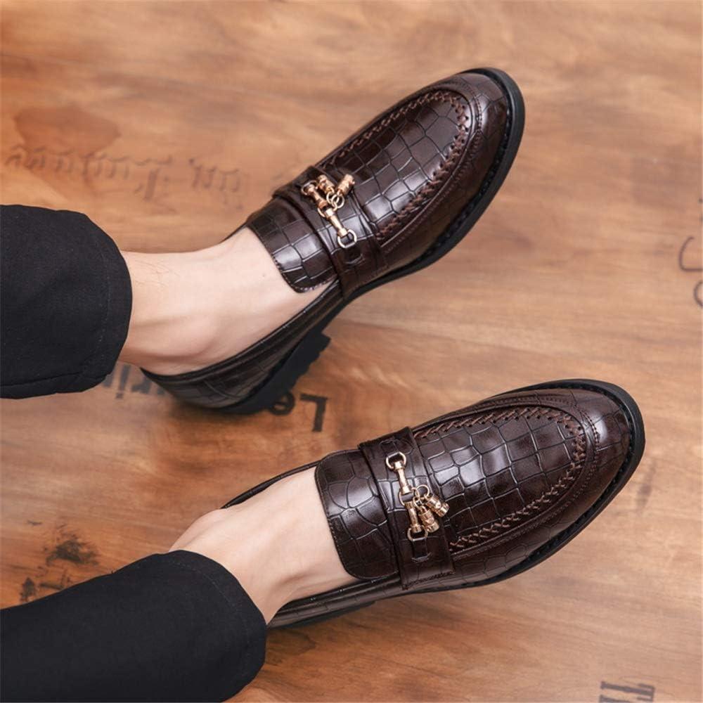 Shufang-shoes Mens Casual Personality Fashion Oxford Mesh Texture ...