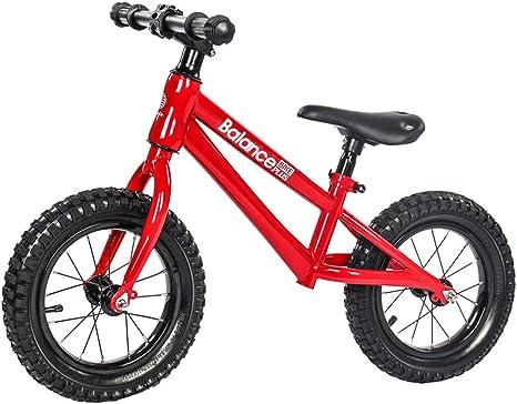 LIDU Bicicletas sin Pedales de Bicicleta NiñOs para 2~6 AñOs de ...