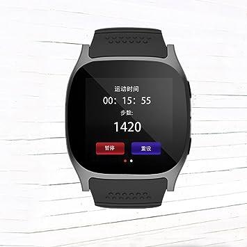 T8 Bluetooth Sport Smartwatch KeepGoo Pantalla Táctil Simslot ...