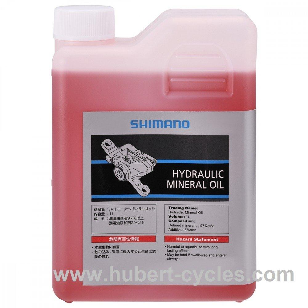 Shimano - Aceite mineral para frenos de disco, 1 l product image