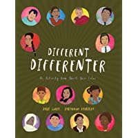 Different Differenter: An Activity Book About Skin Color