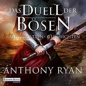 Das Duell der Bösen: Rabenschatten-Geschichten Hörbuch