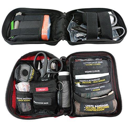 "Surviveware Trauma EMT Shears -7.5"" Bandage Scissors for EMS, Medical, Military, Nurses and Home"