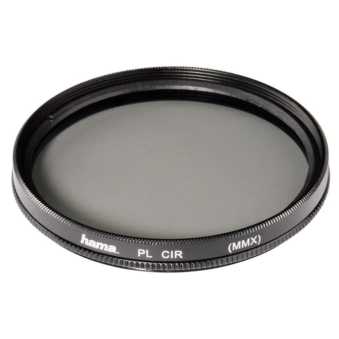 Hama 082077 Filtro polarizador Circular de 77 mm