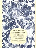 Image of Science and Civilisation in China: Volume 6, Biology and Biological Technology; Part 1, Botany
