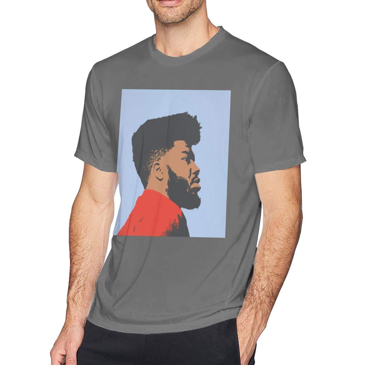 Asdones S Khalidamerican Teen Tee Tshirt Black