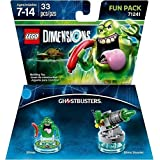 Ghostbusters LEGO Suraima slime shooter 33 piece Ghostbusters Slimer Fun Pack - LEGO Dimensions 33pcs