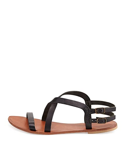 Joie Womens Socoa Open Toe Casual Strappy Sandals Black Size 95