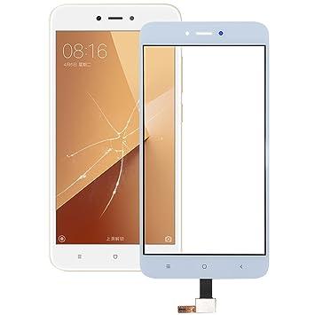 5b671938e21 Cellphone Replacement Parts Repuestos para celulares iPartsBuy para  Pantalla táctil Xiaomi Redmi Note 5A Repuestos para celulares (Color :  Blanco): ...