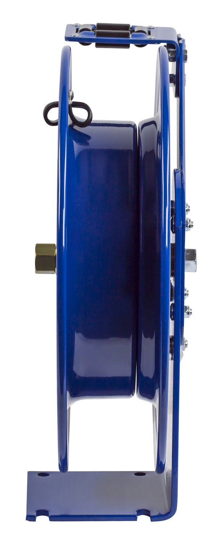 300 PSI 35 hose Coxreels EZ-P-LPL-135 Safety Series Spring Rewind Hose Reel for air//water: 1//4 I.D. less hose