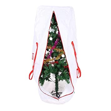 ohuhu christmas tree storage bag for 5 foot tree or 9 foot disassembled christmas tree - Christmas Tree Bags Amazon
