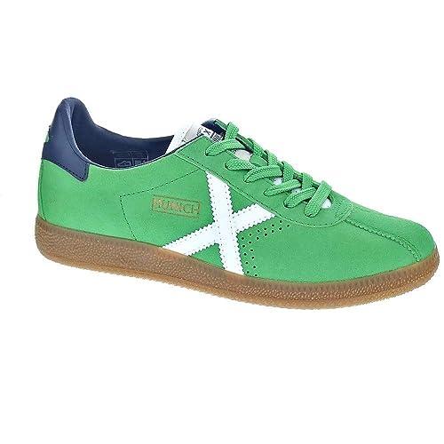 Zapatillas MUNICH BARRU 2019 47 Green White: Amazon.es: Zapatos y complementos