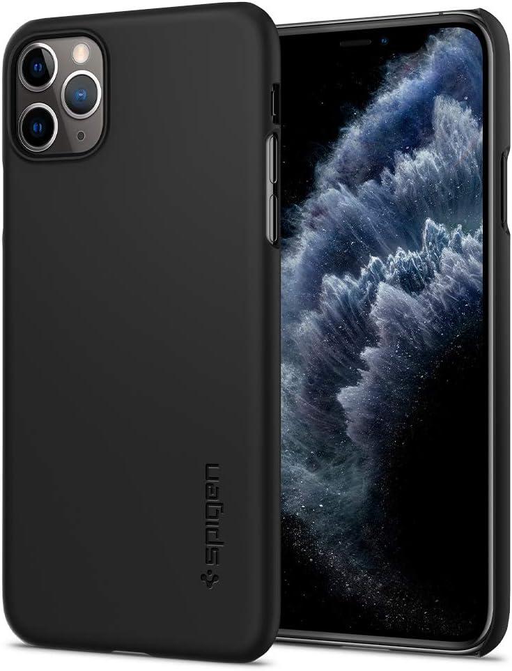 Spigen Thin Fit Designed for Apple iPhone 11 Pro Case (2019) - Black