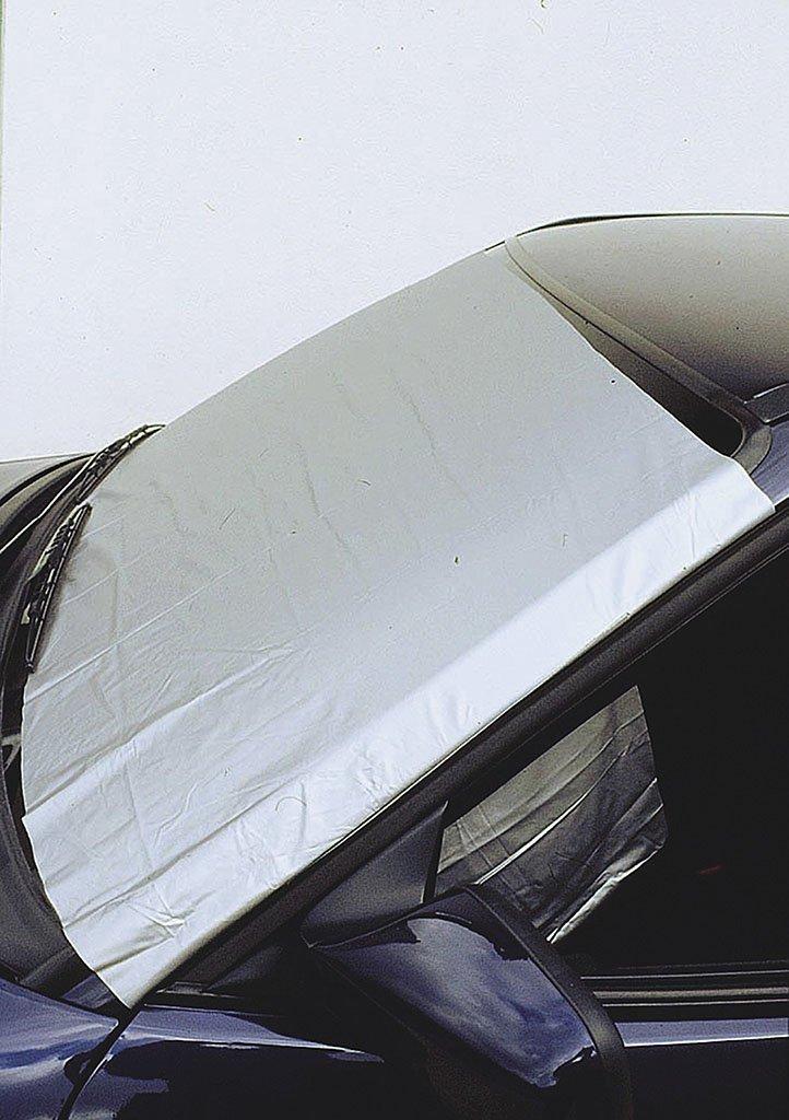 Turbocar 331881 Winter windshield cover windshield shade/cover - windshield shades & covers (Winter windshield cover, Outside, Plata, Monótono): Amazon.es: ...
