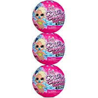 LOL Surprise Color Change Lil Sisters 3 Pack Exclusive with 5 Surprises in Each Including Outfits and Accessories for…