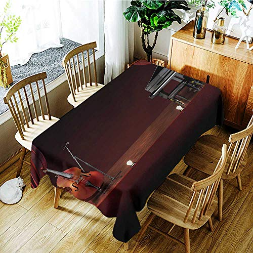 familytaste Musical Theatre,Rectangle Oblong Table Orchestra Symphony 54