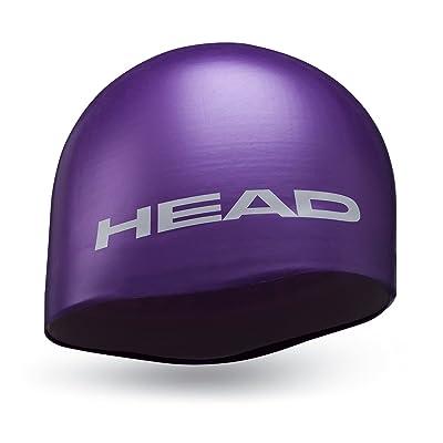 Head Bonnet de bain moulé en Silicone, chapeaux, du Allens de Kingsbury