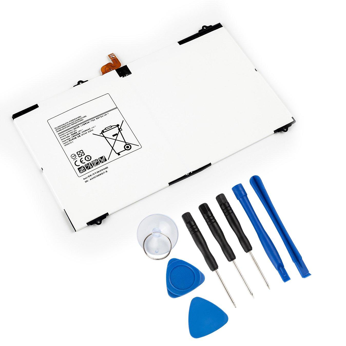 Bateria Tablet EB-BT810ABE para Samsung Tab S2 9.7 con Tools